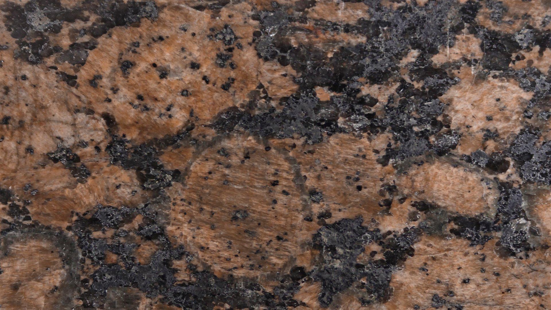 Naravni kamen - Granit Baltic Brown